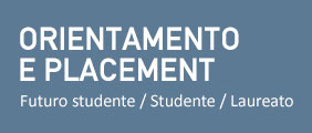Orientamento e job placement